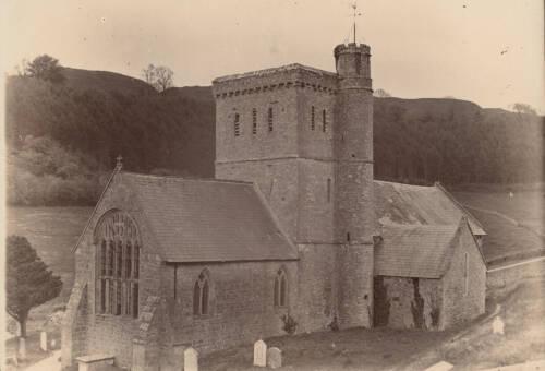 Branscombe Church, c1900, Branscombe