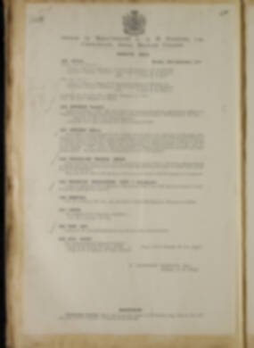Routine Orders - June 1918 - April 1919 - Page 106