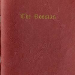 The Rossian, Diamond Jubilee 1972