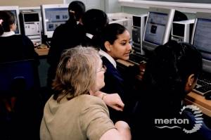 Ricards Lodge School, Wimbledon: Computer Based Learning