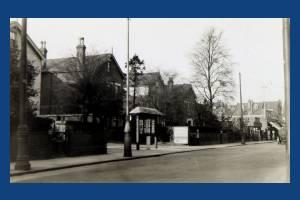 Worple Road, No.25, Wimbledon