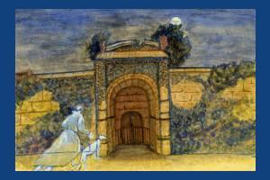 "G.Gryffith: ""A Monk returns to Merton Priory"""