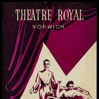 Theatre Royal, Norwich, November 1950