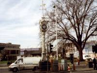 London Road, Mitcham: Mitcham Clock Tower