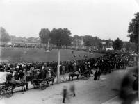 Celebrations on Mitcham Cricket Green, Coronation of Edward VII
