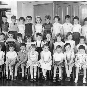Burncross Infant School, Class 1960