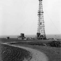 Drilling Rig At Marsden