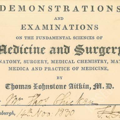 Medicine & Surgery