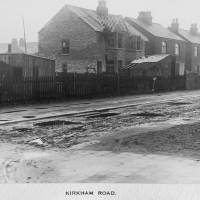 Kirkham Road, Southport, 1930