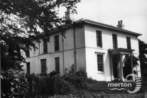 Morden Lodge: Birthplace of Henry Lysons V.C.