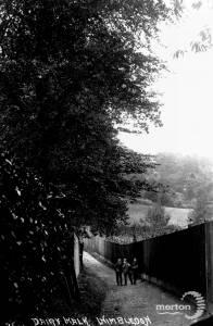 Dairy Walk, Wimbledon