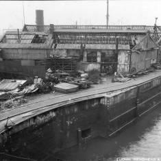 Bomb damage to John Readhead and Sons