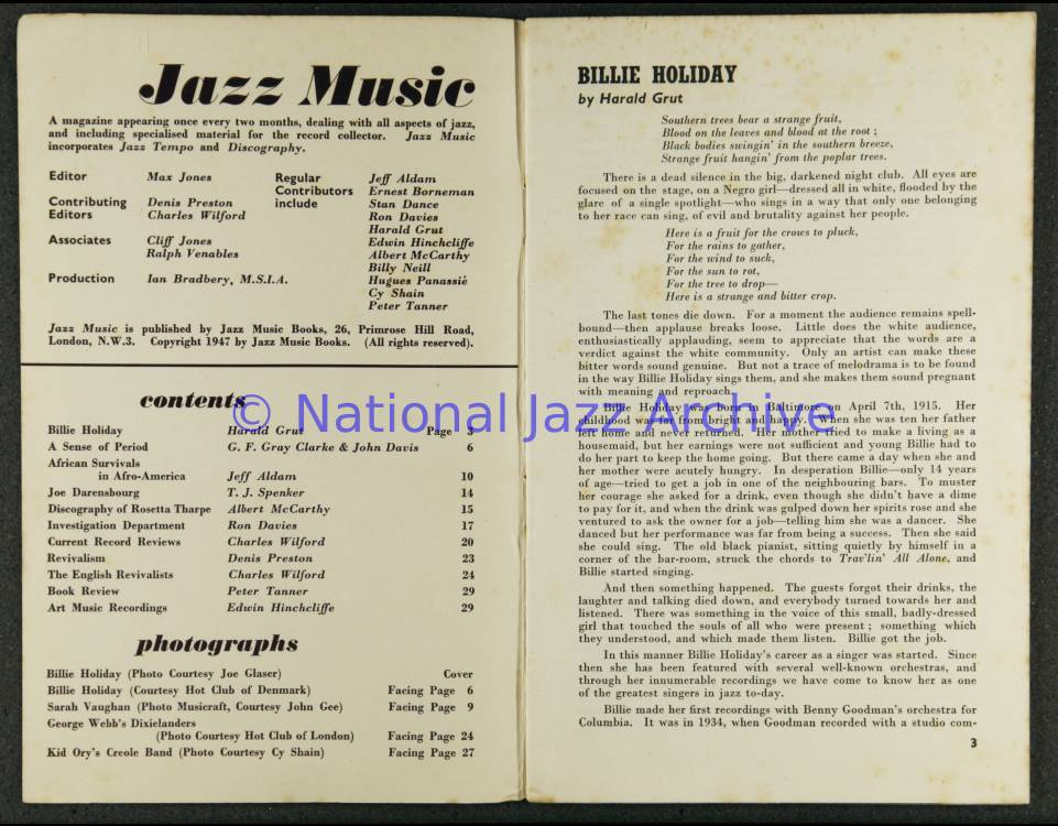 Jazz Music Vol 3 No 5 1947 0001 - National Jazz Archive