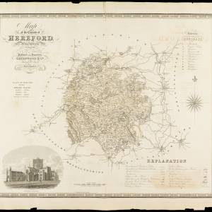 County of Hereford, Greenwood and Co., 1837
