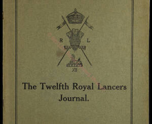 12th Lancers, 1911 February
