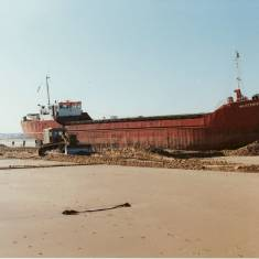 'Insistence'  Wreck