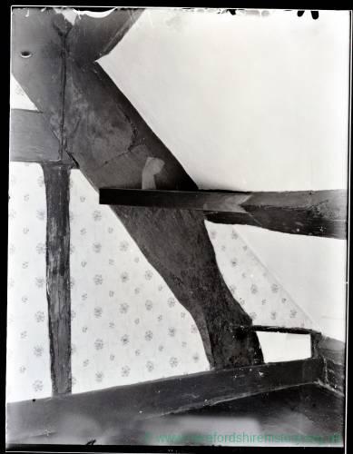 Broadlands, Eardisley, interior, 1937