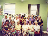 Mayor of Merton celebrates 40th anniversary at the Mitcham, Townswomens Guild