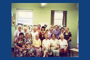 Mayor of Merton celebrates 40th anniversary at the Mitcham, Townswomens Guild
