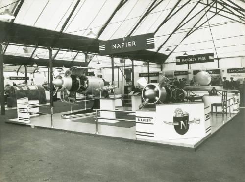 Naiad engine: Napier