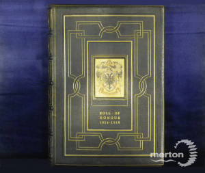 Roll of Honour 1914 - 1918