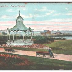 Bandstand, South Park, South Shields