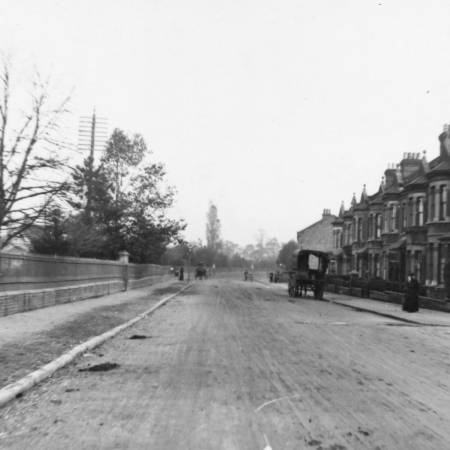 Gap Road, Wimbledon