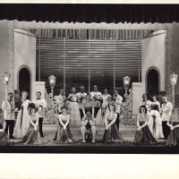 Phorograph - 1954 Gaiety Whirl - cast