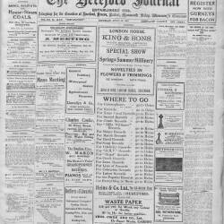 Hereford Journal - 20th April 1918
