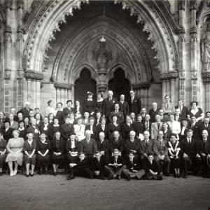 Three Choirs Festival, Gloucester Chorus, Hereford, 1949
