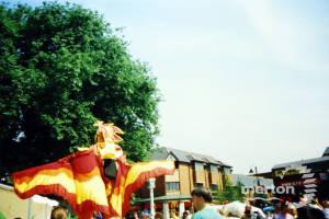 Mitcham Carnival Procession
