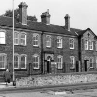 Area Housing Office, Linacre Lane, Bootle, 1987