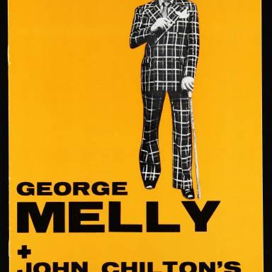 George Melly & John Chilton's Feetwarmers, Belgrade Theatre, Coventry - March 27th 1977 001
