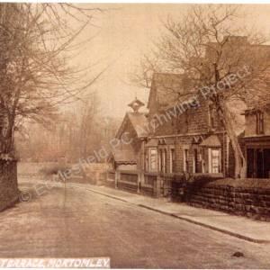 Church Terrace, Mortomley Lane, High Green.