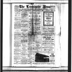 Leominster News - March 1922
