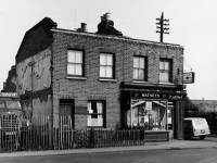 Pincott Road, No 27: Watneys off-licence