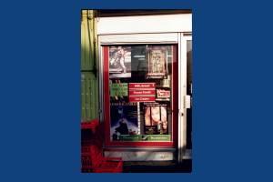 Fair Green, Mitcham: video shop
