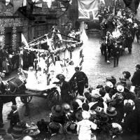 1910, Lymm May Festival