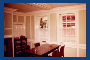 Long Lodge, Kingston Road, Merton Park: Interior view