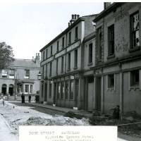 York Street, Waterloo, opposite Queens Hotel, Oct 1940