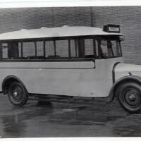 Unidentified bus (BUS/91/4)