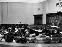 Wimbledon Town Hall:Merton Council Chamber