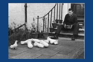 Alf Pugh, Former caretaker at The Canons, Mitcham