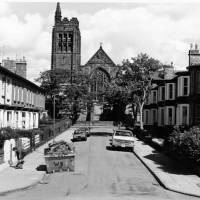 Christ Church Waterloo in 1986