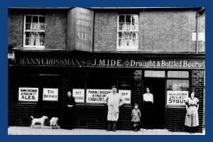 Church Road, No.98: Off-Licence & Beer Retailer