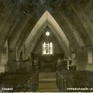 POP004 Brockhampton Church interior, photo by F Preece, Hereford.jpg