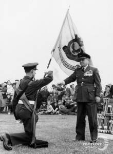2157 Squadron Receive New Colours