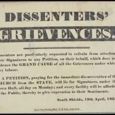 Dissenters' Grievances