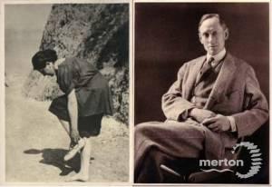 Louisa M Stevenson & Sir Kenneth S Anderson