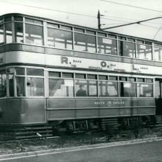 Tram 41 at Ridgeway